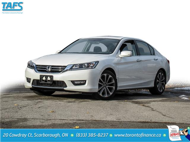 2015 Honda Accord Sport (Stk: 51040) in Toronto - Image 1 of 21