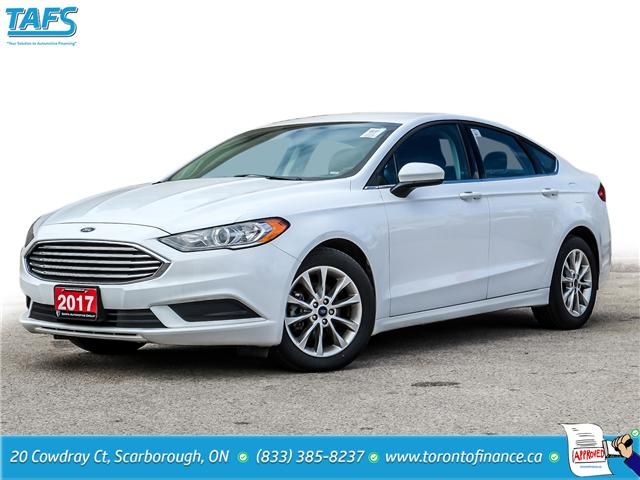 2017 Ford Fusion SE (Stk: S1078) in Toronto - Image 1 of 25