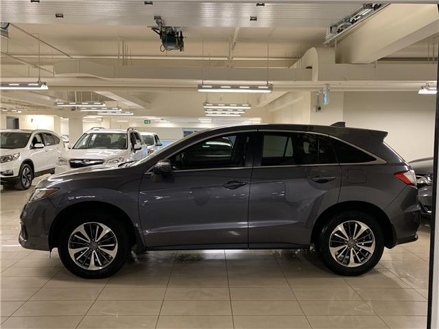 2017 Acura RDX Elite (Stk: D12653A) in Toronto - Image 2 of 30