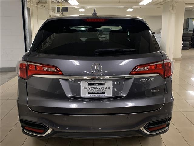 2017 Acura RDX Elite (Stk: D12653A) in Toronto - Image 4 of 30