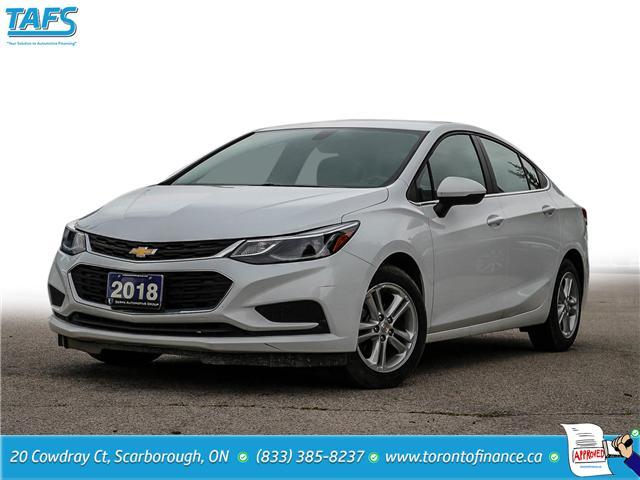 2018 Chevrolet Cruze LT Auto (Stk: S1100) in Toronto - Image 1 of 24