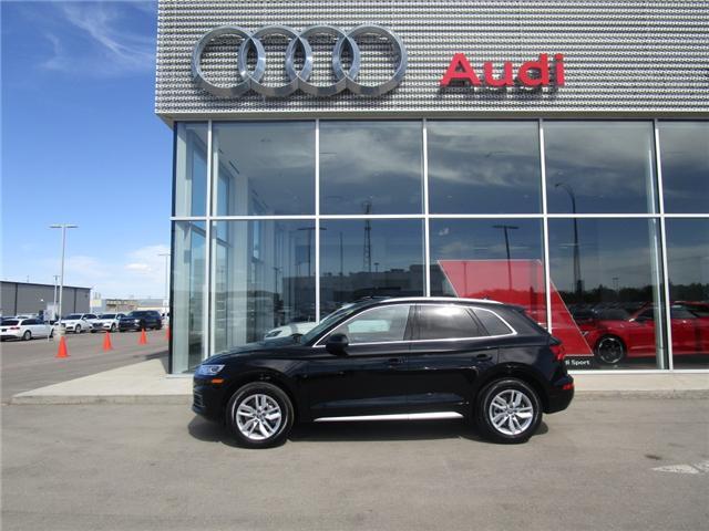 2019 Audi Q5 45 Komfort (Stk: 190258) in Regina - Image 2 of 29