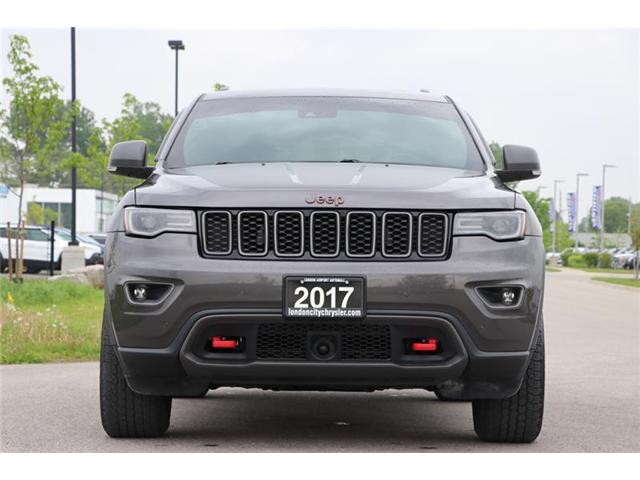 2017 Jeep Grand Cherokee Trailhawk (Stk: LC9714A) in London - Image 2 of 22
