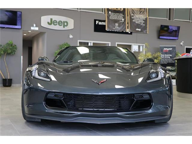 2018 Chevrolet Corvette Grand Sport (Stk: LU8635) in London - Image 2 of 14