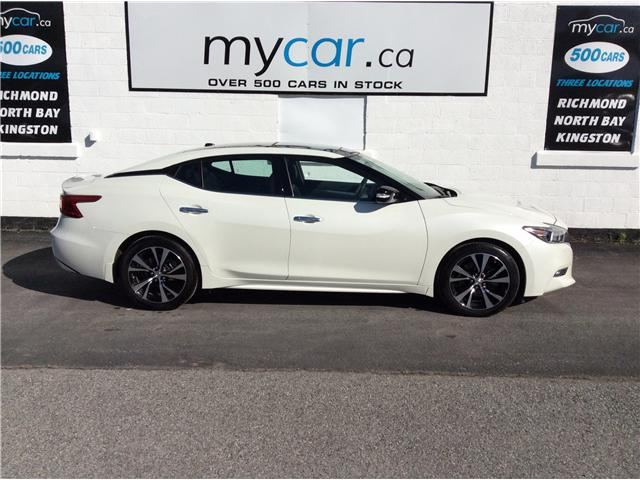 2018 Nissan Maxima SL (Stk: 190781) in Richmond - Image 2 of 21