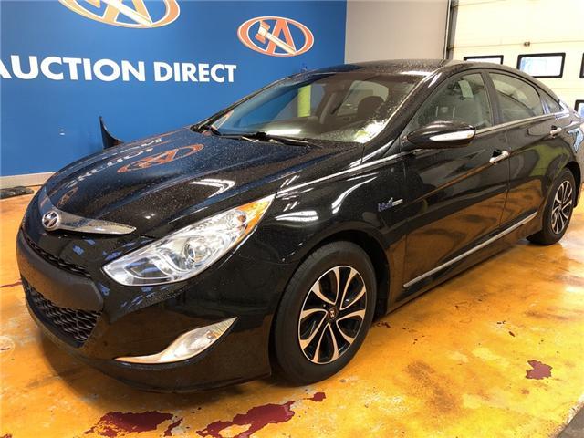 2015 Hyundai Sonata Hybrid Limited (Stk: 15-135910) in Moncton - Image 1 of 19