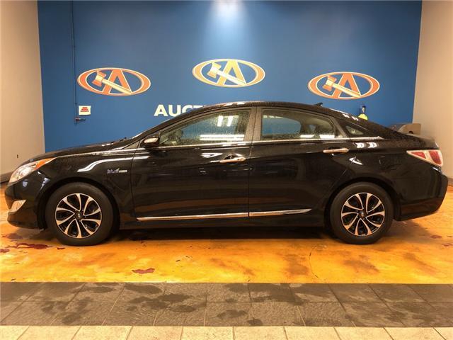 2015 Hyundai Sonata Hybrid Limited (Stk: 15-135910) in Moncton - Image 2 of 19