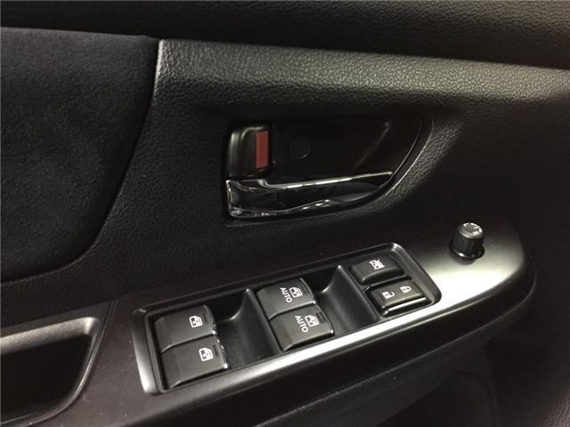 2017 Subaru WRX STI Base (Stk: P318) in Newmarket - Image 16 of 18