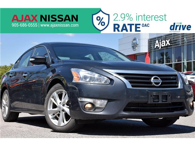 2014 Nissan Altima 2.5 SL (Stk: U520A) in Ajax - Image 1 of 33
