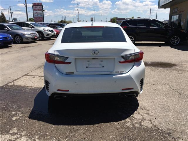 2015 Lexus RC 350 Base (Stk: ) in Bolton - Image 4 of 27