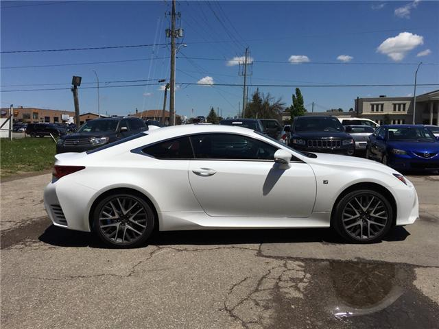 2015 Lexus RC 350 Base (Stk: ) in Bolton - Image 6 of 27