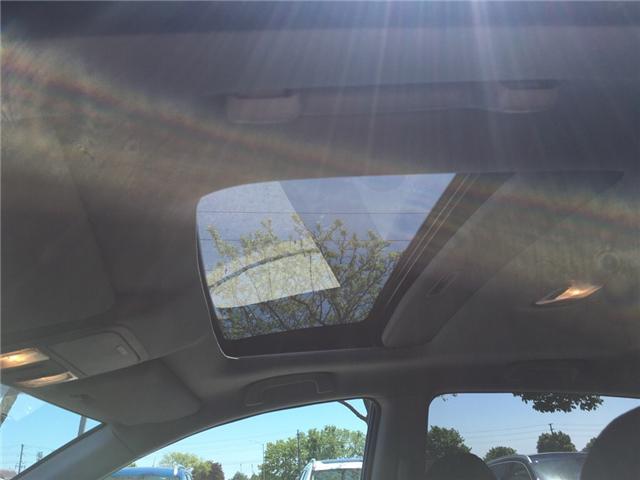 2008 Honda CR-V LX (Stk: 1670W) in Oakville - Image 14 of 25