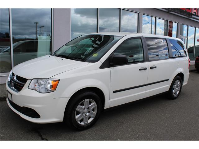 2013 Dodge Grand Caravan SE/SXT (Stk: P0135) in Nanaimo - Image 1 of 9