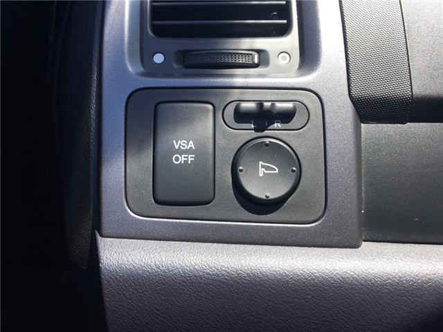 2008 Honda CR-V LX (Stk: 1670W) in Oakville - Image 18 of 25