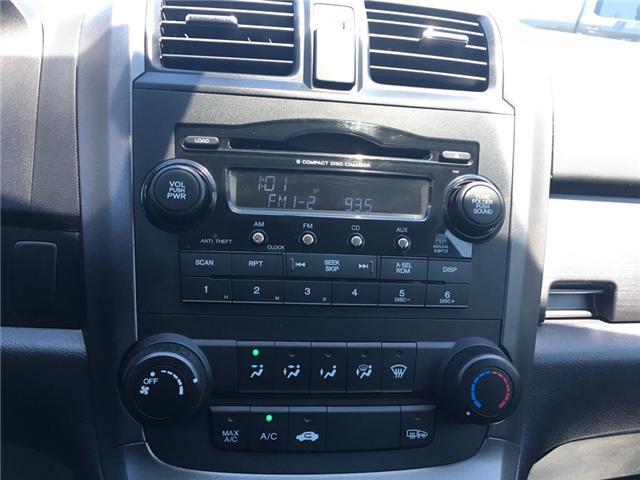 2008 Honda CR-V LX (Stk: 1670W) in Oakville - Image 21 of 25