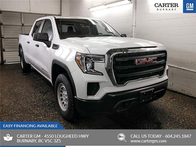 2019 GMC Sierra 1500 Base (Stk: 89-69640) in Burnaby - Image 1 of 11