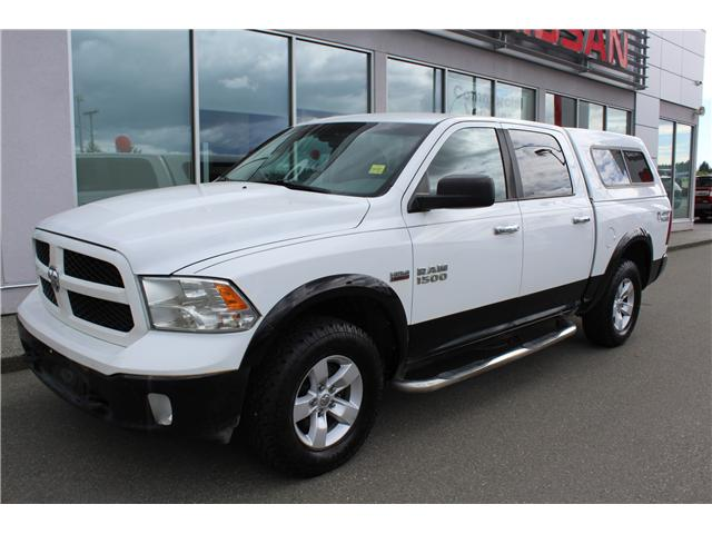2014 RAM 1500 SLT (Stk: P0184) in Nanaimo - Image 1 of 9