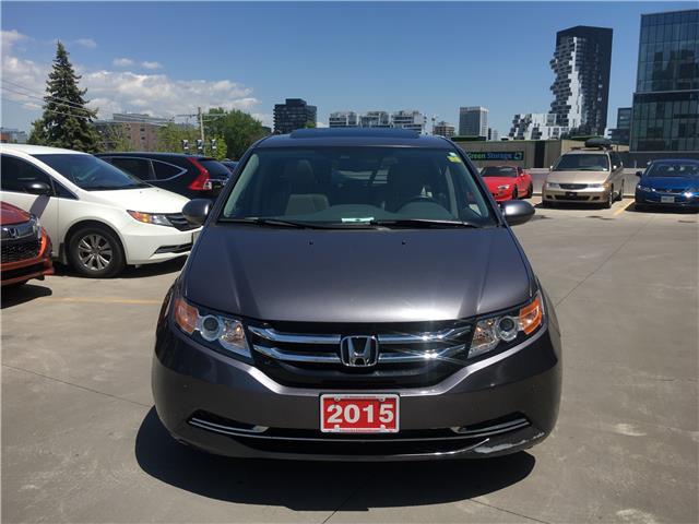 2015 Honda Odyssey EX-L (Stk: Y19908A) in Toronto - Image 2 of 23
