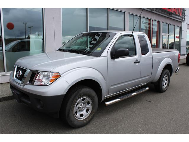 2015 Nissan Frontier S (Stk: 9F2086B) in Nanaimo - Image 1 of 8