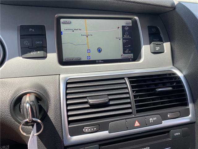 2015 Audi Q7 3.0T Sport (Stk: FD011684) in Sarnia - Image 17 of 22