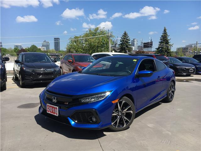 2018 Honda Civic Si (Stk: HP3354) in Toronto - Image 1 of 24