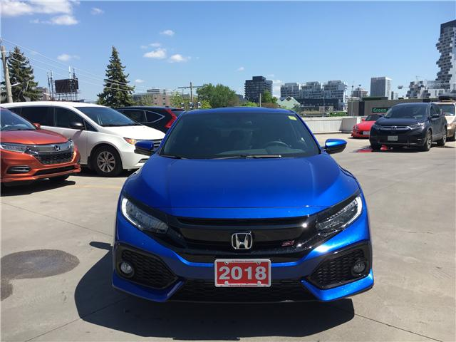 2018 Honda Civic Si (Stk: HP3354) in Toronto - Image 2 of 24