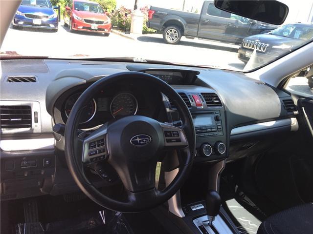 2015 Subaru Forester 2.5i (Stk: 1671W) in Oakville - Image 15 of 28