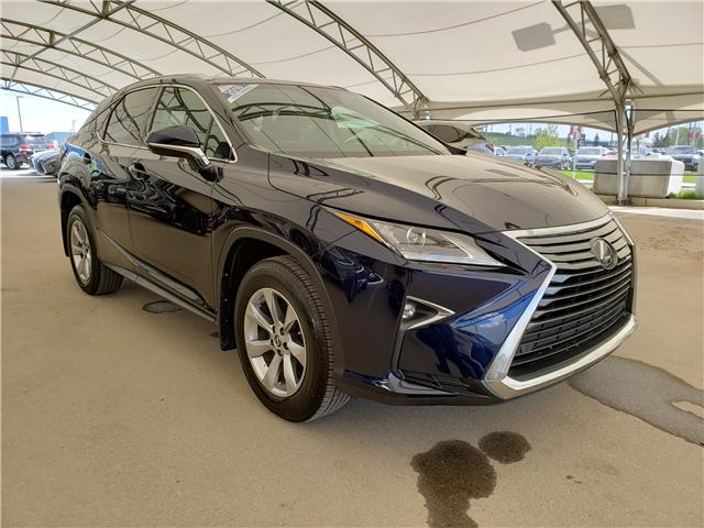 2018 Lexus RX 350 Base (Stk: L19015B) in Calgary - Image 1 of 24