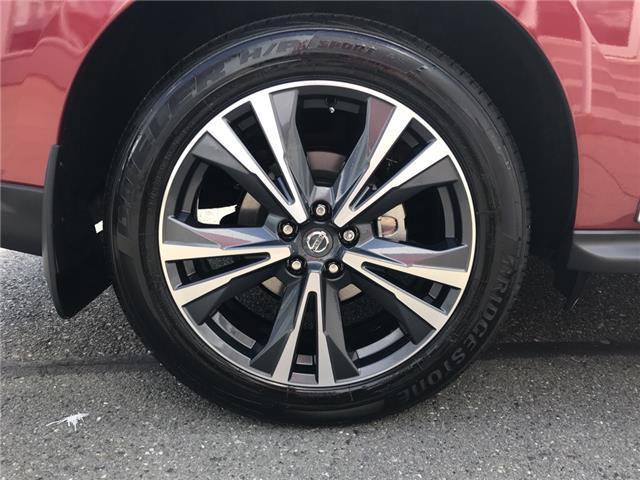 2019 Nissan Pathfinder Platinum (Stk: N96-3662) in Chilliwack - Image 9 of 23