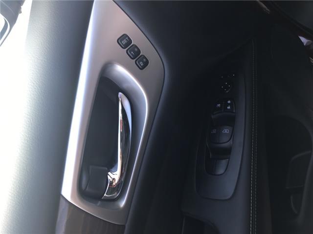2019 Nissan Pathfinder Platinum (Stk: N96-3662) in Chilliwack - Image 10 of 23