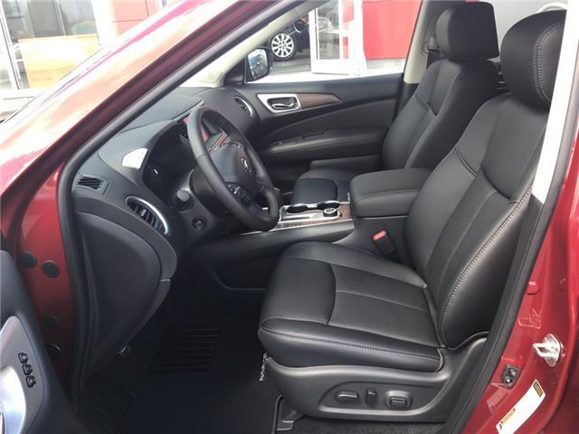 2019 Nissan Pathfinder Platinum (Stk: N96-3662) in Chilliwack - Image 11 of 23