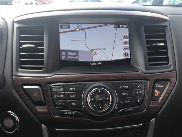 2019 Nissan Pathfinder Platinum (Stk: N96-3662) in Chilliwack - Image 13 of 23