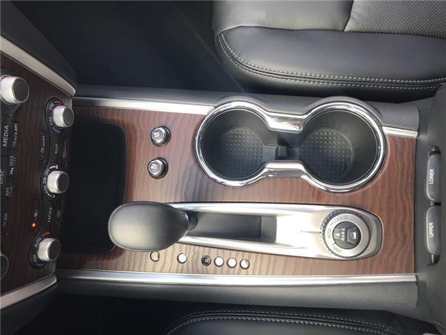 2019 Nissan Pathfinder Platinum (Stk: N96-3662) in Chilliwack - Image 15 of 23