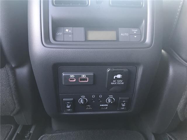 2019 Nissan Pathfinder Platinum (Stk: N96-3662) in Chilliwack - Image 20 of 23