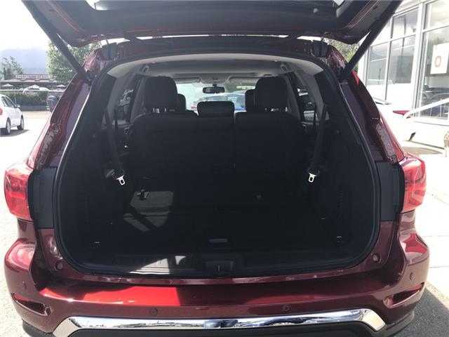 2019 Nissan Pathfinder Platinum (Stk: N96-3662) in Chilliwack - Image 23 of 23