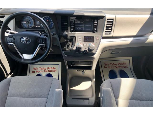 2018 Toyota Sienna LE 8-Passenger (Stk: 8381204) in Toronto - Image 13 of 15