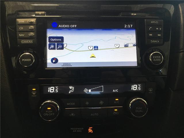 2017 Nissan Rogue SV Tech (Stk: P0675) in Owen Sound - Image 9 of 11