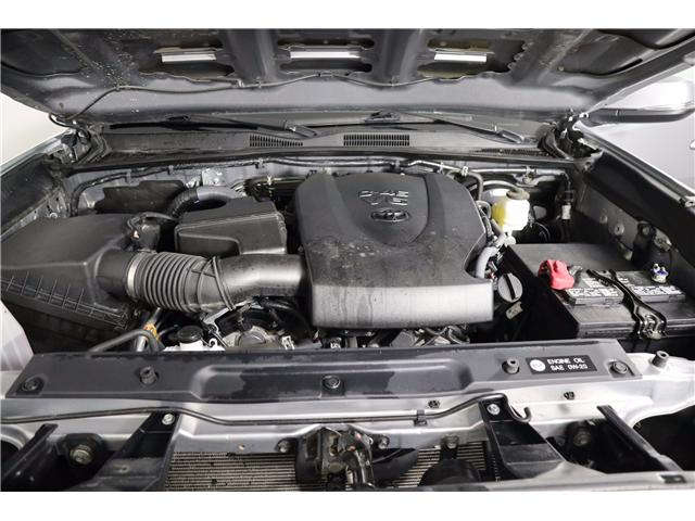 2017 Toyota Tacoma  (Stk: U-0584) in Huntsville - Image 29 of 31
