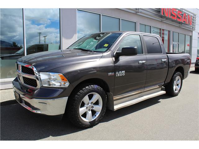 2015 RAM 1500 SLT (Stk: 8T7499B) in Nanaimo - Image 1 of 8
