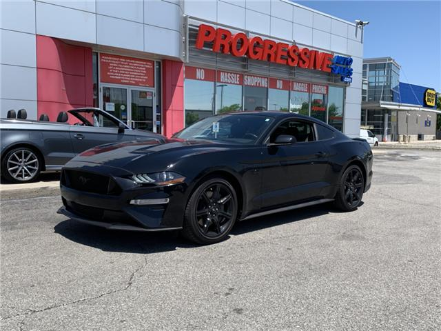 2019 Ford Mustang  (Stk: K5164517) in Sarnia - Image 1 of 12