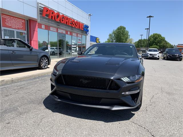 2019 Ford Mustang  (Stk: K5164517) in Sarnia - Image 2 of 12