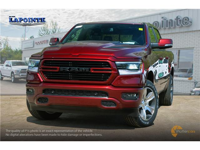 2019 RAM 1500 Sport (Stk: 19399) in Pembroke - Image 1 of 20