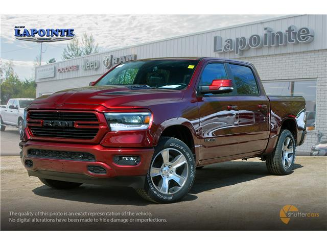 2019 RAM 1500 Sport (Stk: 19399) in Pembroke - Image 2 of 20
