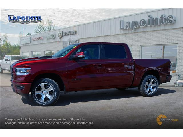 2019 RAM 1500 Sport (Stk: 19399) in Pembroke - Image 3 of 20
