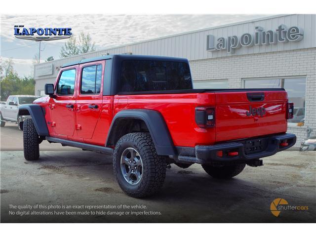 2020 Jeep Gladiator Rubicon (Stk: 20002) in Pembroke - Image 4 of 20