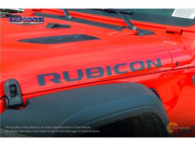 2020 Jeep Gladiator Rubicon (Stk: 20002) in Pembroke - Image 6 of 20
