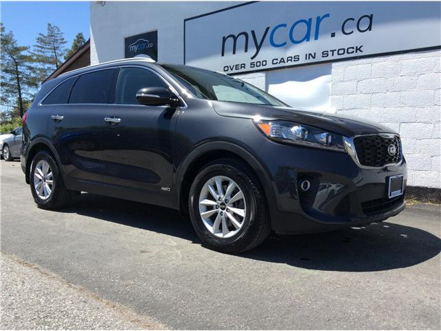 2019 Kia Sorento 3.3L LX (Stk: 190846) in North Bay - Image 1 of 20