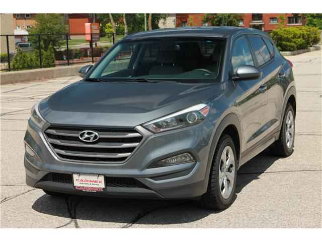 2016 Hyundai Tucson Base (Stk: 1902057) in Waterloo - Image 1 of 27