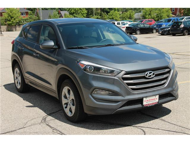 2016 Hyundai Tucson Base (Stk: 1902057) in Waterloo - Image 7 of 27