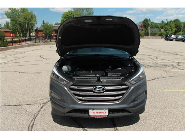 2016 Hyundai Tucson Base (Stk: 1902057) in Waterloo - Image 26 of 27